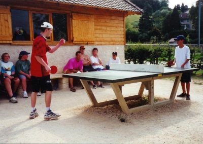 Table Tennis, leisure, curtelet